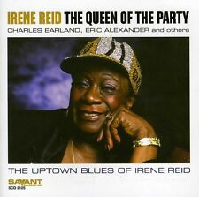 Queen Of The Party - Irene Reid (2012, CD NIEUW)