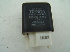 Toyota Corolla hatchback (97-00) Relay 90987-04002
