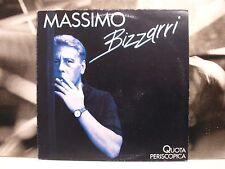 MASSIMO BIZARRI - QUOTA PERISCOPICA LP VG/EX- 1990 EMI