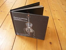 Apocalyptica-amplified a decade of luoghi the violoncello Digibook Limousine Edition