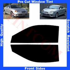 Pre Cut Window Tint Hyundai Coupe 3 Doors 2001-2006 Front Sides Any Shade