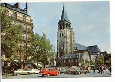 CP 75 PARIS - La Place Saint-Germain-des-Près et son Eglise