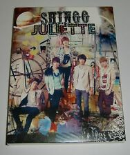 SHINee JULIETTE Type B CD+DVD+Photo Booklet Japan First Limited