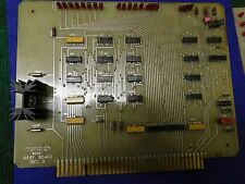 Monarch Machine Tool Printeed Circuit Board Assy # 50402