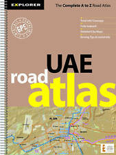 UAE Road Atlas (Country Atlases), Explorer Publishing and Distribution, Excellen