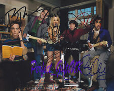 THE BIG BANG THEORY X5 SIGNED AUTOGRAPHED 10X8 PP REPRO PHOTO PRINT JIM KALEY