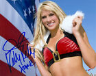 KELLY KELLY WWE SIGNED AUTOGRAPH 8X10 PHOTO W/ PROOF