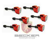 Becker 22448-AL615 6-Pcs Ignition Coil Kit  Fits I35 Altima Armada Frontier 3.5L