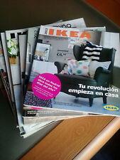 CATALOGO IKEA 2004 A 2016.