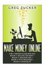 Make Money Online: 4 in 1 Master Class Box Set: Book 1: Selling on Ebay +...