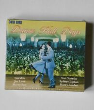 Coffret 3 CD DANCE HALL DAYS Geraldo,loss, roy,gonella,lipton,Harry leader  Neuf