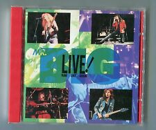 MR BIG CD EP-Live! Raw Like Sushi © 190 made in Japan amcy - 159 - 6-TRACK-CD