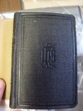 """All for Jesus: Devotions & Prayers"" Book Antique Perfect Dubuque Memorobilia"