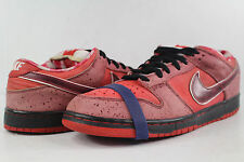 Nike Dunk Low Premium SB Lobster Sport Red Pink Clay Size 11.5