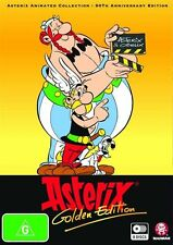 Asterix Animated Collection: 50th Anniversary Edition NEW R4 DVD