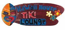 Hawaii Schild TIKI Lounge 40cm Südsee flair Top Deko