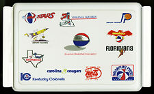1970'S ABA LOGOS SERVING TRAY~PERFECT FOR BILL SIMMONS' ANY GIVEN WEDNESDAY, HBO
