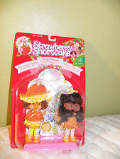 Vintage Strawberry Shortcake Orange Blossom Doll