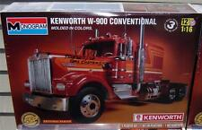 MONOGRAM 2501 MODEL KIT 1/16 KENWORTH TRUCK SSP FACTORY SEALED