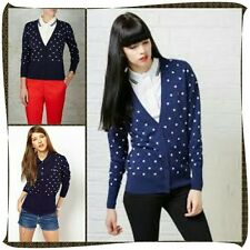 Fred Perry Genuine Ladies  Cardigan Top Size UK 12 BNWT