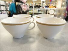 RARE STYLE & COLOR Vintage Shenango China Restaurant Ware Coffee Cup SET OF 4