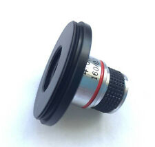 """RMS (.8""""X 36tpi) To M42 x1mm  Adapter For Microscope Objective Micro Photograph"""