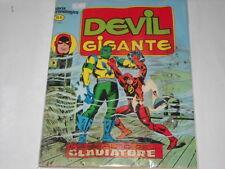 DEVIL  GIGANTE Corno numero  6 originale  !!!