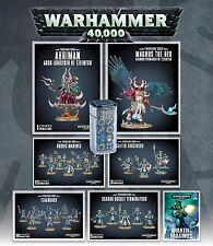Thousand Sons whole army + Citadel Thousand Sons DICE GRATIS!