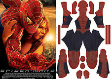 Raimi Spider-Man Costume Pattern