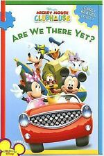 Mickey Mouse Clubhouse Are We There Yet? (Mickey Mouse Clubhouse Early Reader -