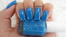 NEW! Essie nail polish lacquer in NAMA-STAY THE NIGHT #1162 ~ Energetic Goa blue