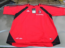 AC MILAN PLAYER ISSUE TRAINING SHIRT 2005-06 XL MENS BRAND NEW TAGGED