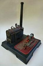 Märklin Dampfmaschine Heißluftmotor Spielzeug um 1925
