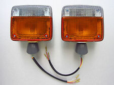 TOYOTA LANDCRUISER FJ40 FJ45 Pair front side marker light 40 series Turn signal