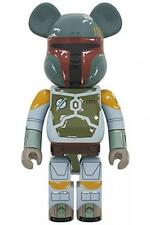 STARWARS BEARBRICK BOBA FETT 1000% MEDICOM TOY Japan EXHIBITION '15 Figure Doll