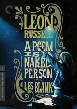 A Poem Is a Naked Person (DVD, 2016, Criterion Collection)