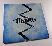 THE THING Soundtrack LP DELUXE TRAPPED IN THE ICE VINYL john carpenter waxwork