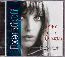 CD 23T JANE BIRKIN BEST OF 2004 feat SERGE GAINSBOURG NEUF SCELLE