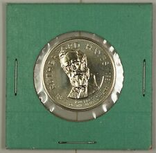 Rutherford Hayes Presidential Commemorative Sterling Silver Medalette