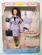 BARBIE PERFECTLY SUITED REDHEAD BARBIE MILLICENT ROBERTS COLLECTION NRFB