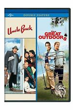 The Great Outdoors / Uncle Buck Double Feature Dan Aykroyd (PG/ DVD) BRAND NEW
