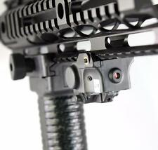 Tactical Micro Green Laser Picatinny Weapon Mount Rifle Pistol Sight
