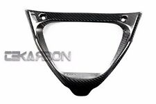 2009 - 2014 Aprilia RSV4 Carbon Fiber V Panel - 2x2 twill weaves