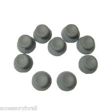 6 x Gray Analog Stick Cap Replacement Repair for Microsoft Xbox 360 Controller
