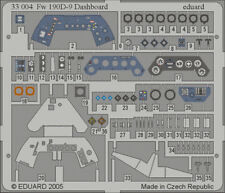 Eduard Zoom 33004 1/32 Hasegawa Focke-Wulf Fw 190D-9 instrument panel