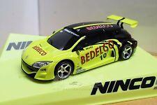 Ninco 50591 Renault Megane Trophy Pro-Race Lightning 1/32 #NEW