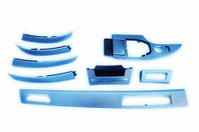 BMW 5 SERIES E60 520D M SPORT FULL INTERIOR FINISHER TRIM SET ALU CUBE PURE