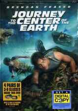 Journey to the Center of the Earth (2012, REGION 1 DVD New) WS