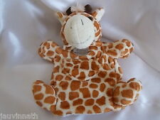 Doudou girafe, marionnette, Histoire d'ours