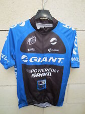 Maillot cycliste GIANT SRAM UCI PRO TOUR cycling jersey shirt trikot camiseta M